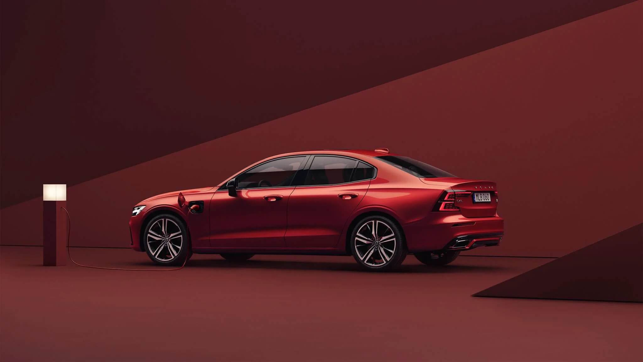 The Volvo S60 Recharged